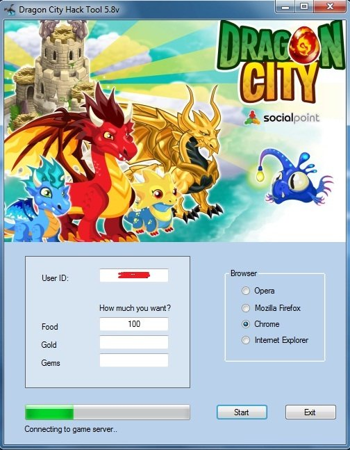 Dragon City Hack Tool 5.7v dragon-city-hack