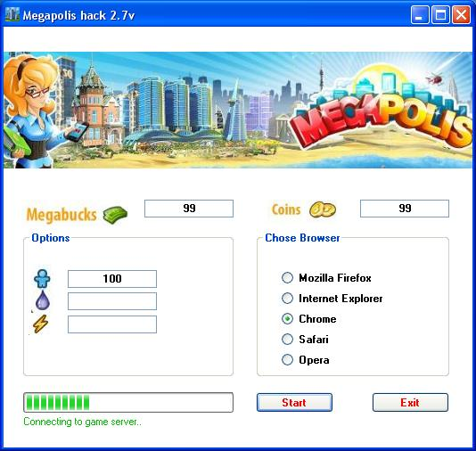 Megapolis Hack Tool v2.7 free Download megapolis-hack1