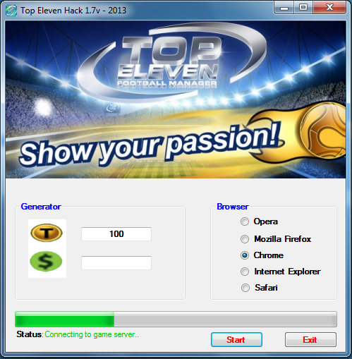 Top Eleven Hack v1.7 Download - 2013 top-eleven-hack1